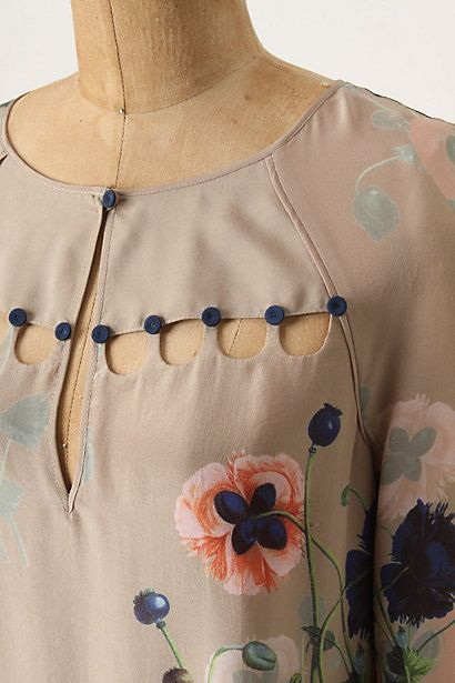 WANT blouse