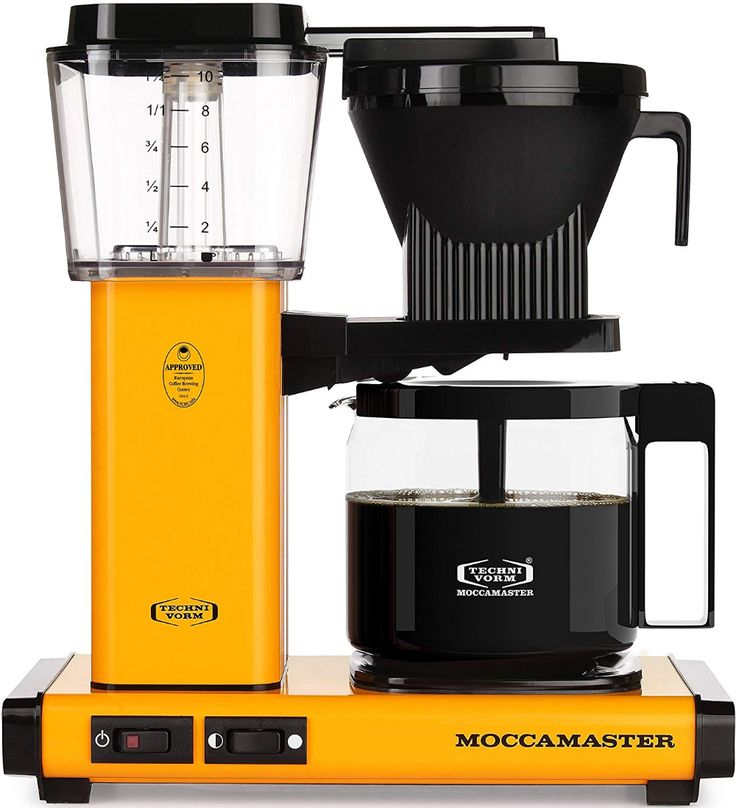 Technivorm Moccamaster KBG 59656 10Cup Coffee Brewer with