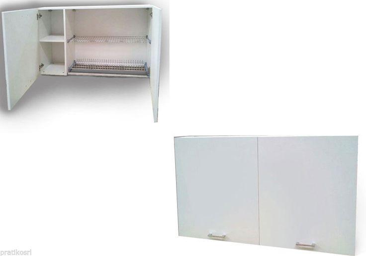 Arredamento Cucina: Pensile Cucina SKY 60-A un'anta un ripiano 60 cm | eBay