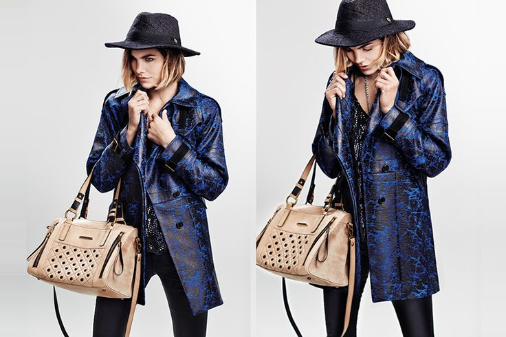 #Campaña #FallWinter15 #EstiloVitamina    Get the look: http://estore.vitamina.com.ar/