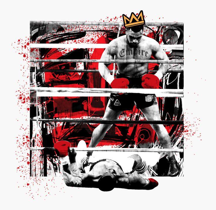 MIKE TYSON (Tshirt Design for www.empireclothingltd