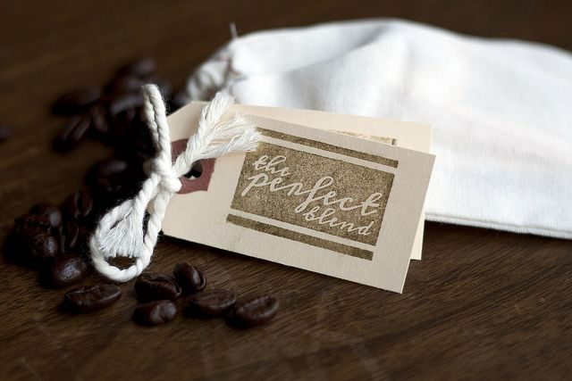 DIY Wedding Favors - wrap sealed single-pot packets from BJBeansCoffee.com in adorable fiber sachets. Treat your guests to gourmet coffee roasted at high altitude for unmatched taste at a reasonable price.Wedding Favors, Poppies Design, Coffee Beans, Coffee Favors, Blends Favors, Teas Blends, Julia Poppies, Perfect Blends Coffee, Beans Favors