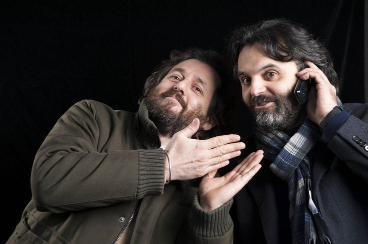 Marco Stabile and Cristiano Tomei