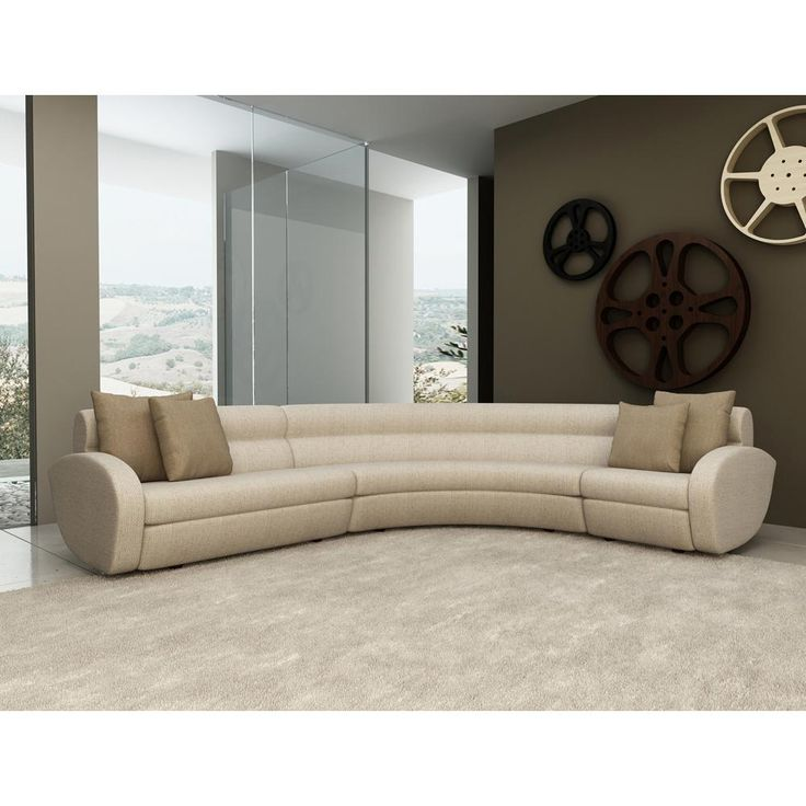 home sofa and sectionals s wn cirrus cirrus modern sectional - Modern Sectionals