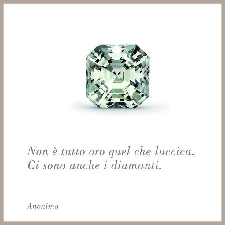 L'angolo delle #citazioni e degli #aforismi su #gioielli e #diamanti di Bortolin Gioielli! Scopri le nostre proposte: www.bortolingioielli.it