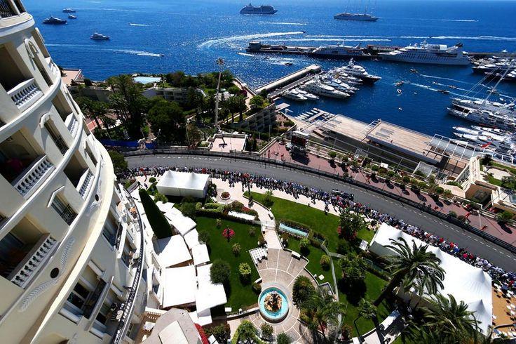 VIP terrace viewing Monaco  #Monacopackages2015