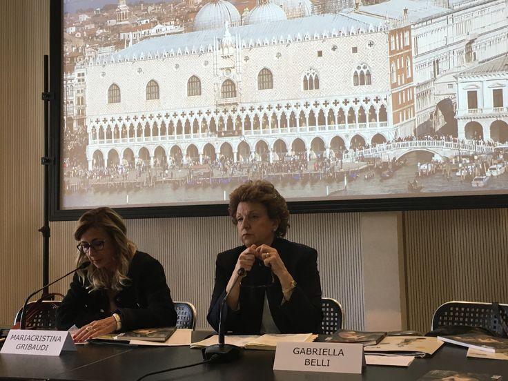 Gabriella Belli presentazione programma Musei Veneziani, Triennale Milano