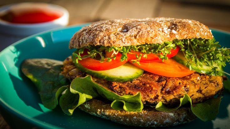 Azukibohnen Burger, ein sehr leckeres Rezept aus der Kategorie Vegetarisch. Bewertungen: 1. Durchschnitt: Ø 3,3.