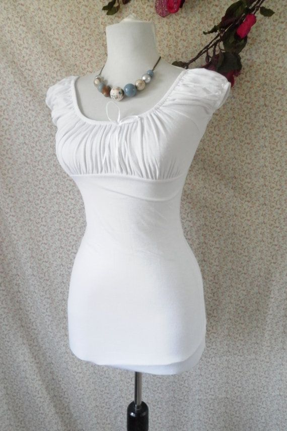 Hey, I found this really awesome Etsy listing at http://www.etsy.com/listing/111944648/white-peasant-blouse-size-sm-and-ml