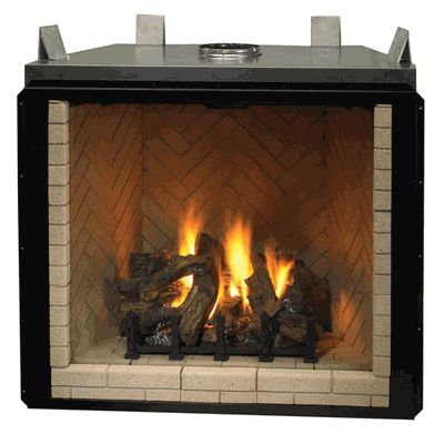 Ddi Devonshire 42 Direct Vent Natural Gas Fireplace Dvf 42nh D Fireplaces Pinterest