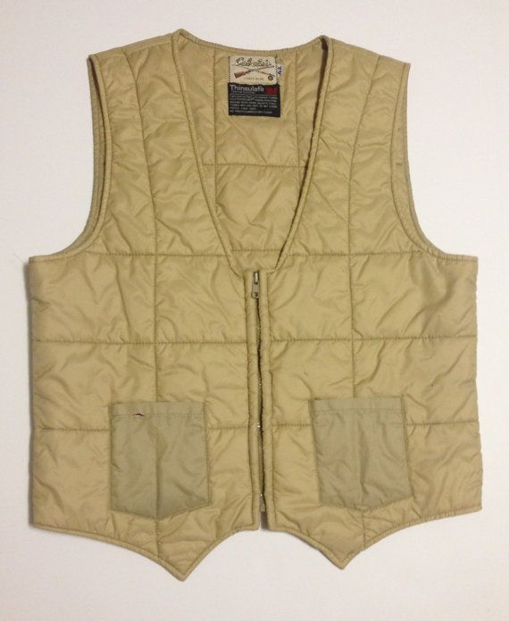 28 best vintage men 39 s clothing accessories images on for Cabelas fishing vest