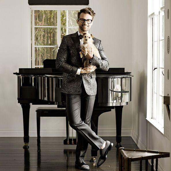 InStyle Exclusive: Tour Brad Goreski's Super Stylish L.A. Home—and Get a Peek Inside His Shoe Closet!