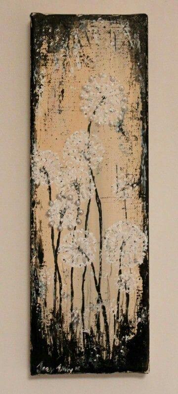 Acrylic mixed medium by Joey Tilley