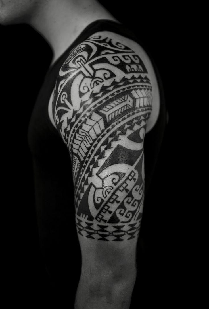 Marquesan Tattoo: 80 Best Marquesan Tattoo Images On Pinterest