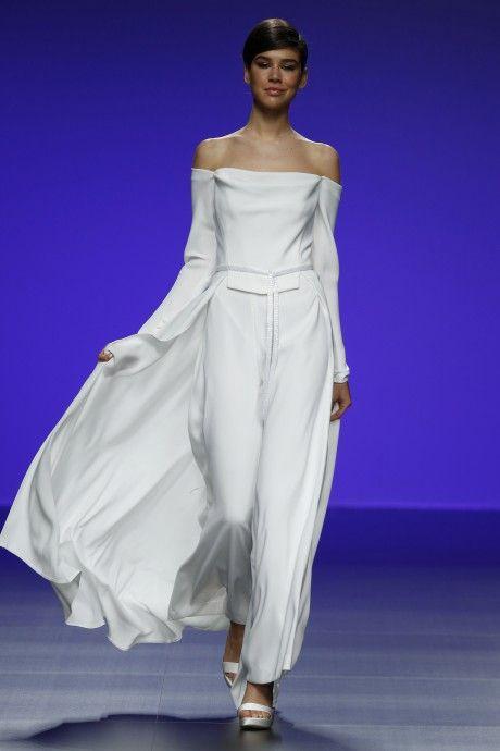 10 robes manches longues pour réchauffer les bras de la mariée