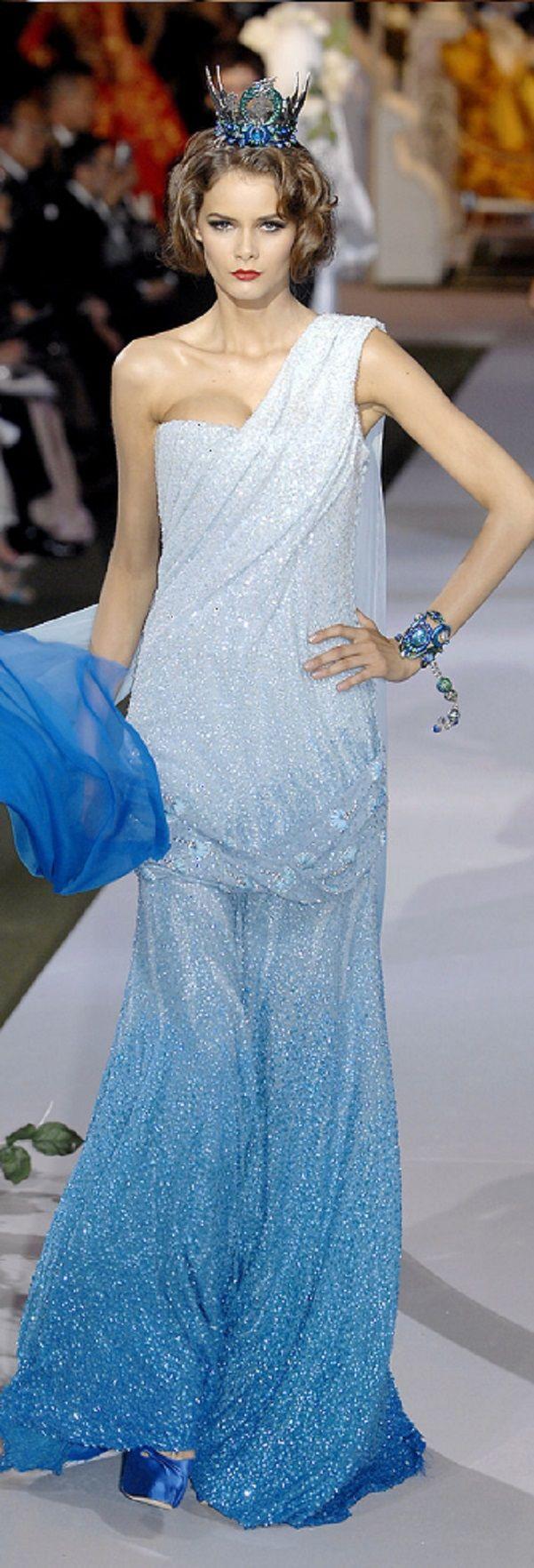 Christian Dior - Haute Couture fall 2007 -