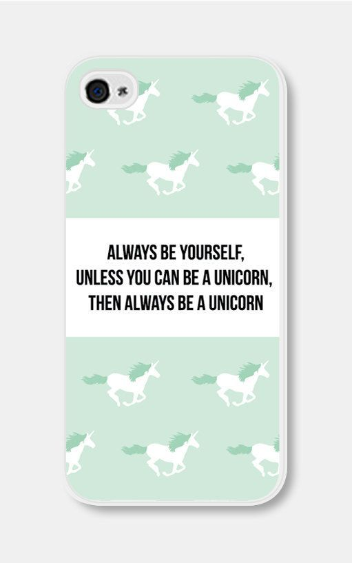 I definatley agree with this one! www.casemad.com  #phonecase #unicorns