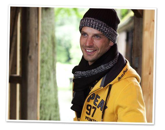Stylische Herrenmode für Herbst und Winter gibt es bei Ernsting's family #men #fashion #herbst #winter