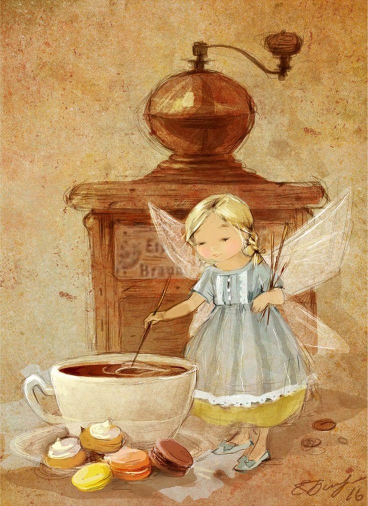 чайная фея картинки для