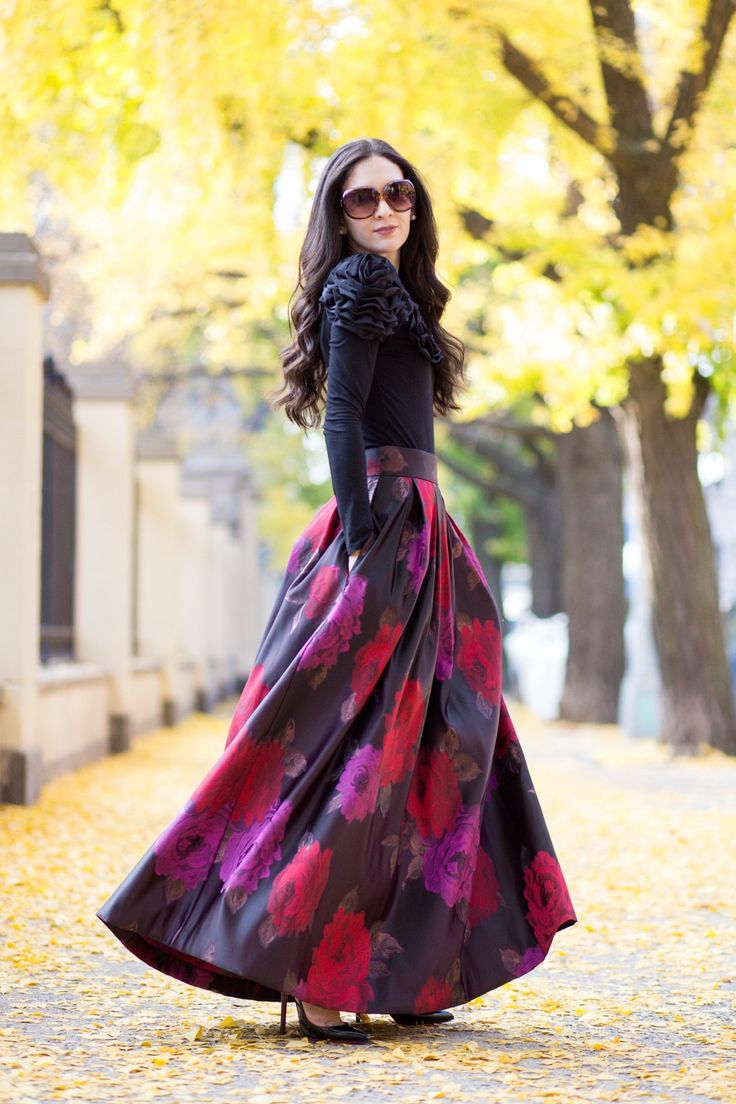 Modest Ball Skirt