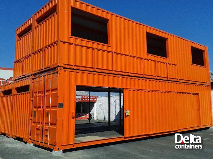 Les 23 meilleures images du tableau for Maison container 81