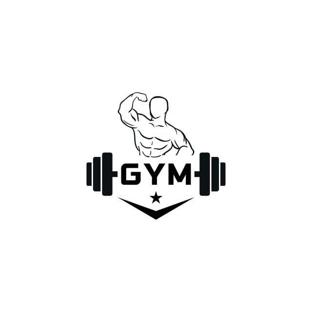 Fitness Vector Logo Design Template Design For Gym And Fitness Vector Vector Logo Design Fitness Logo Design Logo Design