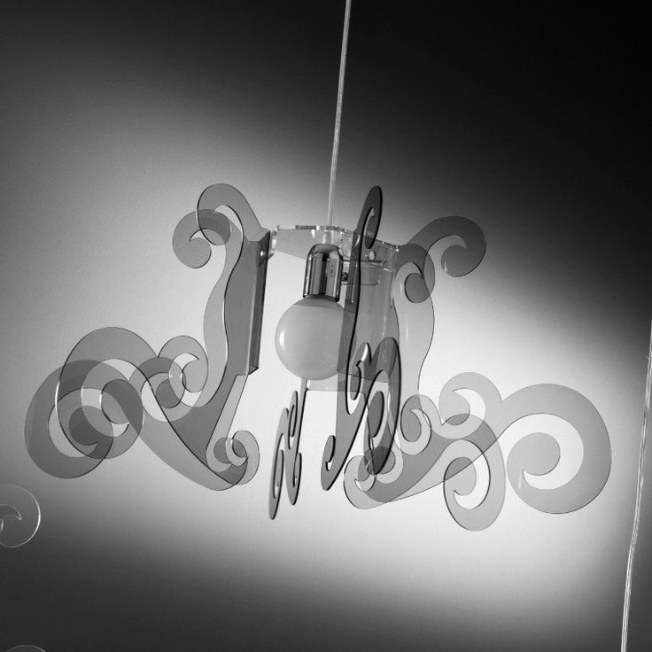 Venus lampadario sospensione