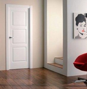 http://www.puertasdelamarina.com/puertas-de-interior/puertas-lacadas-blancas.html  puertas lacadas blancas, puertas interiores lacadas, puertas lacadas en blanco,