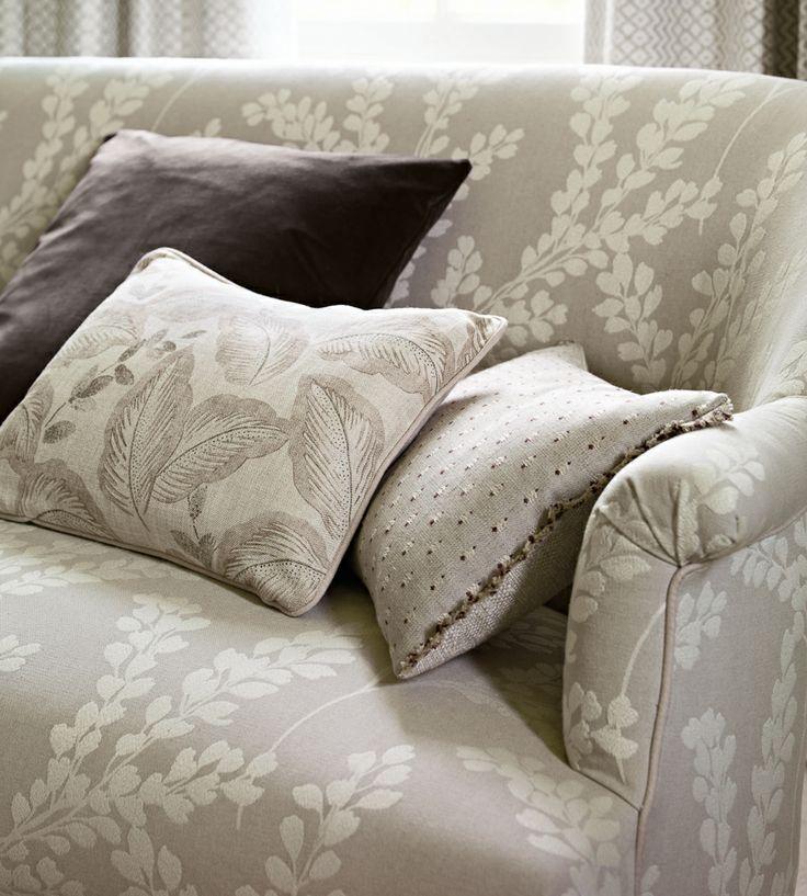 Greys | Colvelly Fabric by Sanderson | Jane Clayton