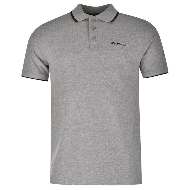 Pierre Cardin   Pierre Cardin Tip Polo Shirt Mens   Mens Polo Shirts