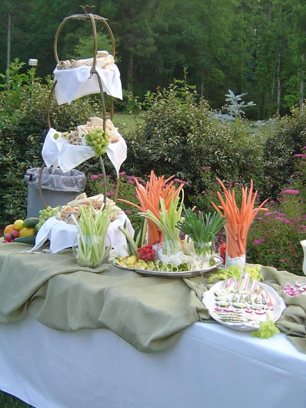 7 Best Images About Buffet Table Configurations On