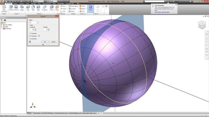Novedge Webinar 136 Autodesk Inventor 2015 Surfacing vs. T Splines