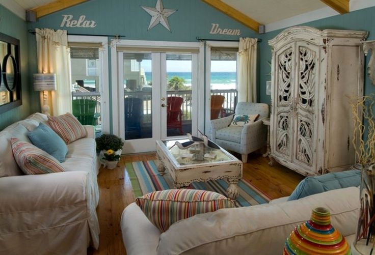 House vacation rental in Destin Fl.  Great rates0--booked thru end of summer 2015 but LOVE the décor! VRBO.com/103086