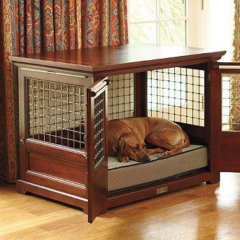 fancy pet furniture. fancy dog crate possible diy inspiration pet furniture