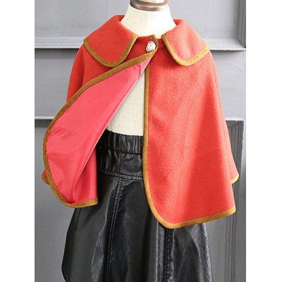 Kids Vintage Suede Cape #shoes, #jewelry, #women, #men, #hats