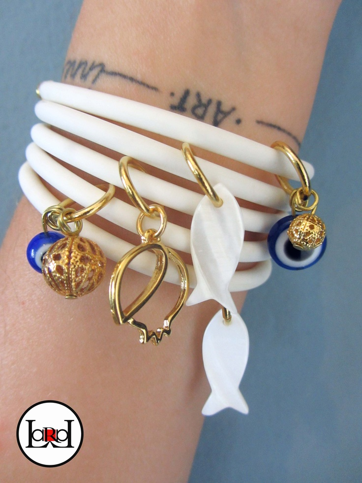 LARA ART Sea bracelets