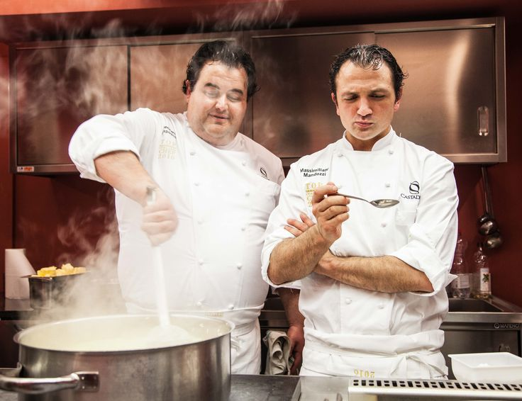"""Thank You to Massimiliano Mandozzi, Resident & Executive Chef of CastaDiva Resort & Spa, his kitchen brigade and the multi-awarded Chef Gennaro Esposito, 2 michelin star, for bringing our Gournmet Experience to the next level -  We are proud and honored to be the recipient of a """"fork"""": 2017 """"Guida Ristoranti d'Italia"""". http://www.castadivaresort.com/restaurant-lake-como #ThankYou #FineDining #Gourmet #Experience #Italian #Cuisine #Lake #Como"""