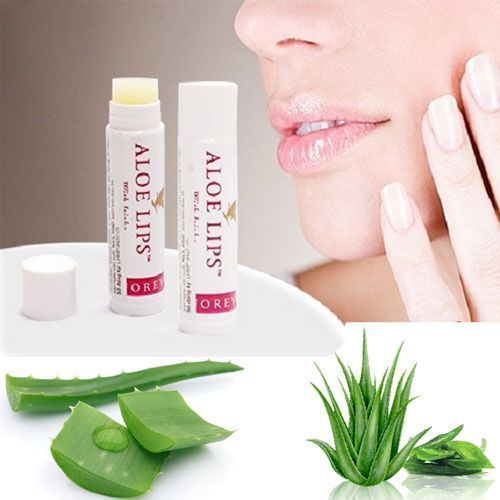 Forever Living Aloe Lips Balm With Jojoba and Aloe Vera Lip 100 % Genuine