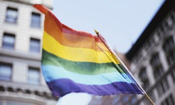 Father Gifts Daughter A Pride Flag For Christmas With The Sweetest Note | The Huffington Post
