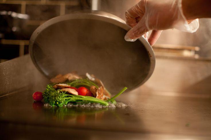 Grilled Veggies (Year Round)