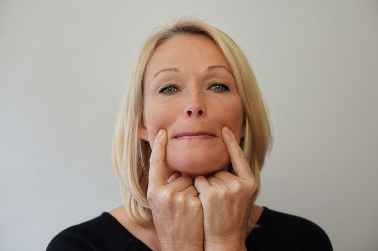 """Pilates, Bauch-Beine-Po oder Yoga kennt jeder. Aber haben Sie schon einmal etwas von """"Face Gym"""" gehört? Es handelt sich dabei um ein wirksames Anti-Aging-Workout für das Gesicht..."""