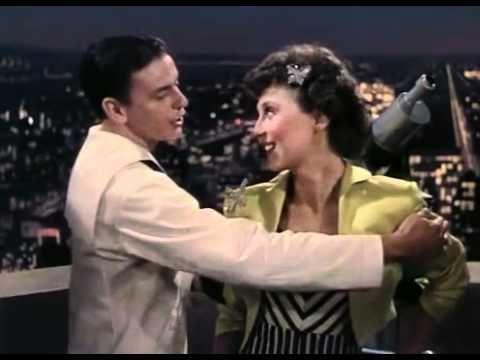 On The Town (1949) - You're Awful - Frank Sinatra and Betty Garrett.  Just love Betty Garrett!