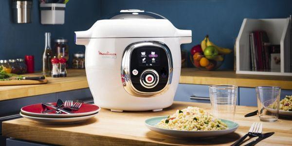 Recetas con el robot de cocina Cookeo de Moulinex. Aprende como cocinar con tu fiel pinche