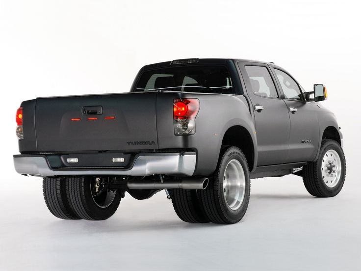 2007 Toyota Tundra Dually Diesel