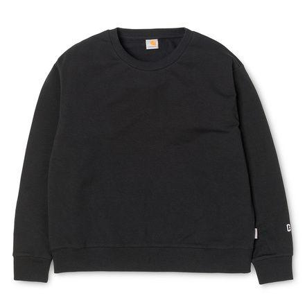 Carhartt WIP W' Ebony Sweatshirt http://shop.carhartt-wip.com:80/gb/women/sale/sweats/I020026/w-ebony-sweatshirt
