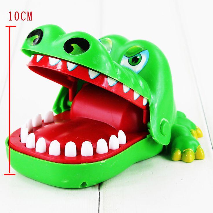 $4.24 (Buy here: https://alitems.com/g/1e8d114494ebda23ff8b16525dc3e8/?i=5&ulp=https%3A%2F%2Fwww.aliexpress.com%2Fitem%2FApprox-8cm-Large-Fun-Toys-Crocodile-Dentist-Bite-Finger-Game-Funny-Novetly-Crocodile-Toy-for-Kids%2F32760182617.html ) Approx 10cm Large Fun Toys Crocodile Dentist Bite Finger Game Funny Novetly Crocodile Toy for Kids Gift for just $4.24