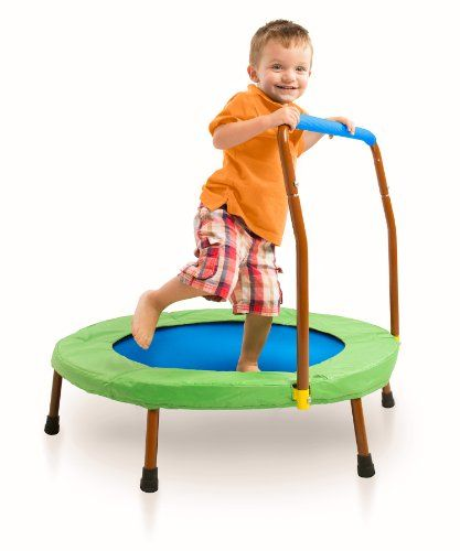 Jumpsport Handle Bar For Trampolines: 17 Best Images About Toddler Trampoline With Handle On