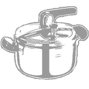 cucinare hip! - ricette per pentola a pressione: AGGIORNATO! Tempi di Cottura per Pentola a Pressione di nuova generazione - e non!