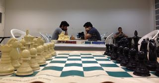 Blog da PROCULT: Torneio UFCA de Xadrez cria classificação de enxadristas da UFCA