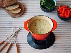 kaasfondue #recipe #recept